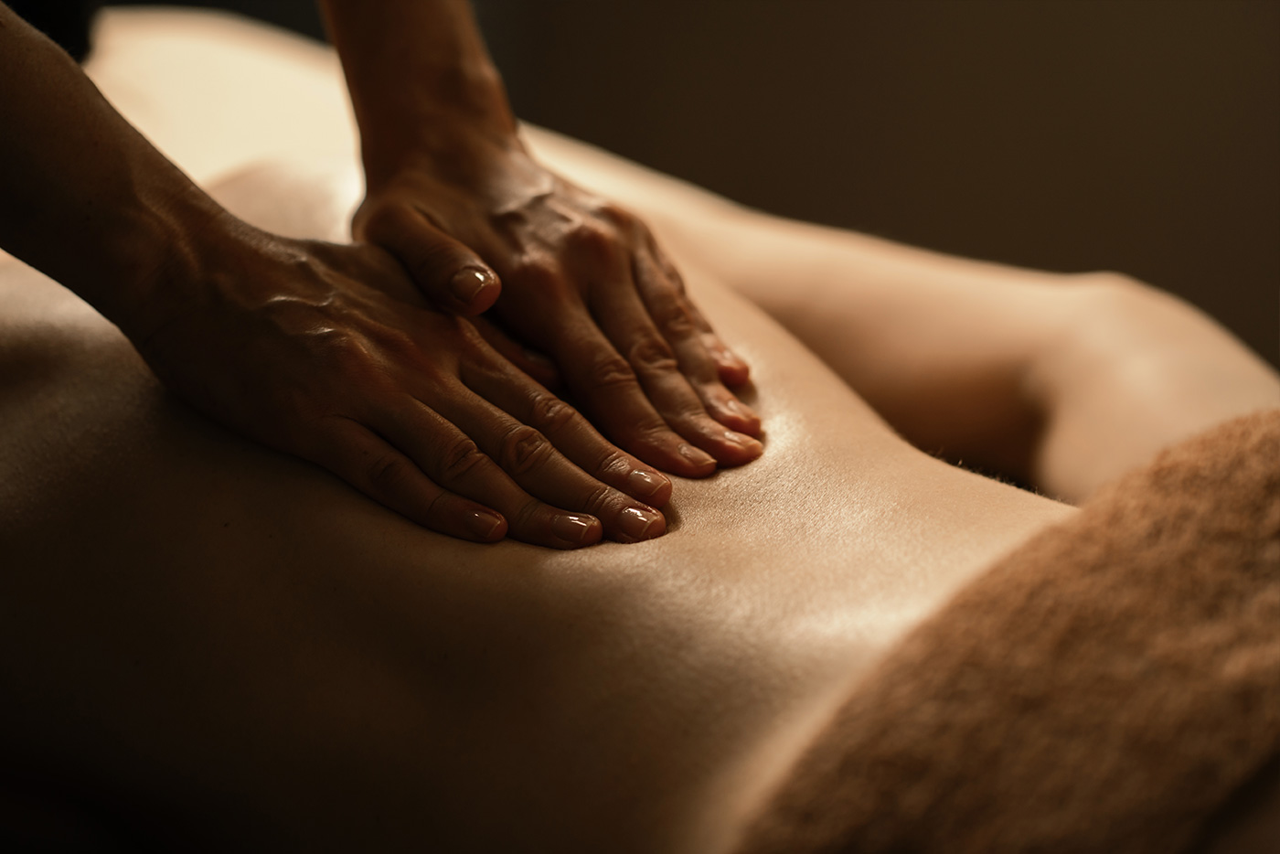 Rückenmassage für Gesunden Rücken