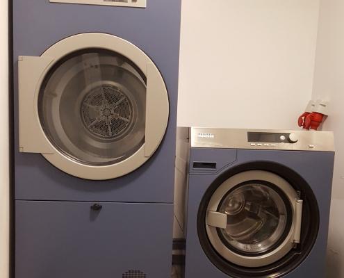 Waschmaschine mit Hygiene-Waschgang