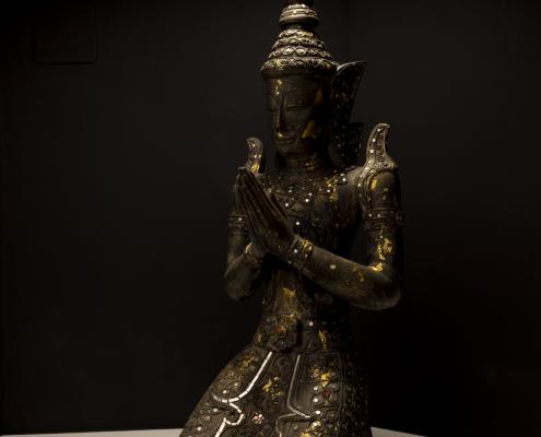 Thai Balance Massage - Impressionen mit Buddha